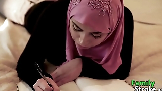 FamilyStroke.net - Arab Daughter Got Bro'_s Cock