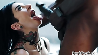 Monster cock anal sex with Joanna Angel