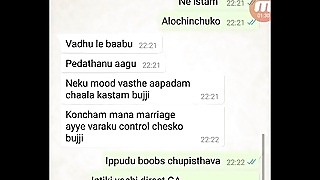 Telugu andhra lovers making love chat leaked (more at http://zo.ee/6Bjmm)