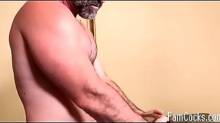Christian dad makes son suck cock like icecream